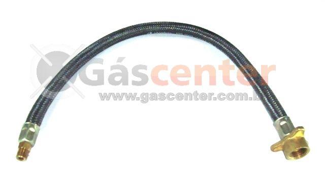 Chicote Pig Tail para Central de Gás - Botijão P45 LIQUIGÁS - 50cm - Ref. 01169