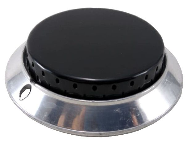 Queimador Completo DAKO/MULLER Boca Grande - Furo de Encaixe 2,8cm - Ref. QCDMBGFG