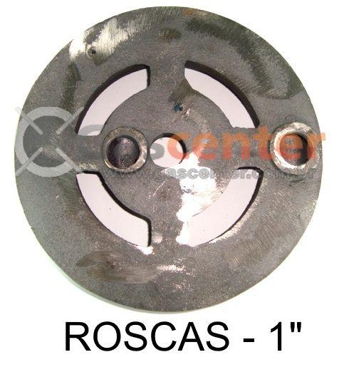 Queimador COROA DUPLA GRANDE - Ref. 00739
