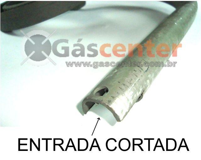 Queimador DAKO ABERTO Curva pra ESQUERDA - Ref. 01254