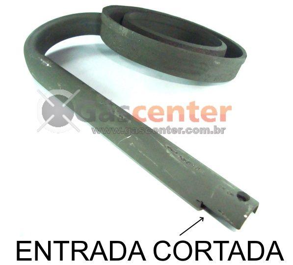 Queimador DAKO COURAÇADO ANTIGO Curva pra DIREITA - ENTRADA CORTADA - Ref. 01257