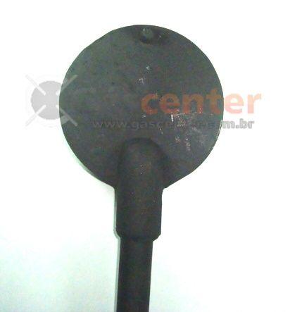 Queimador Palmatória TRASEIRO Curva pra ESQUERDA - Ref. 01271
