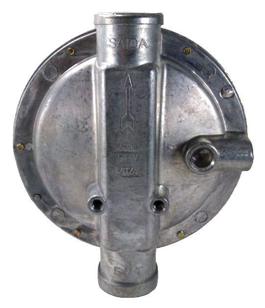 Regulador de Gás ALIANÇA - 22Kg/h ou 20m³/h - GLP ou GN - 76511/15 BT - Ref. 01739