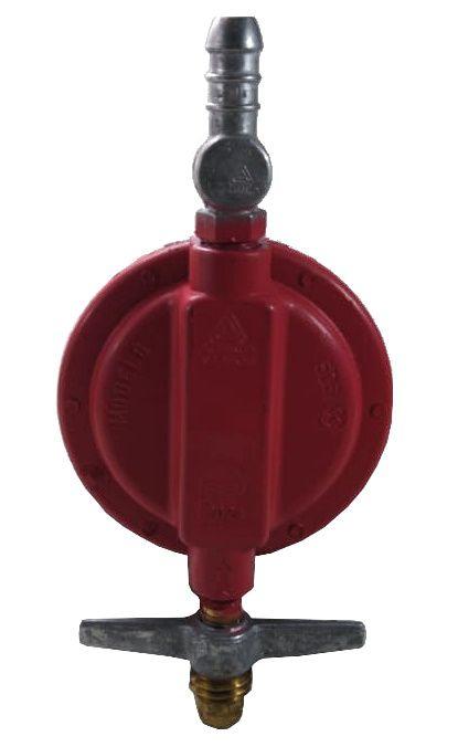 Regulador de Gás ALIANÇA - 2kg/h Alta Pressão - GLP - Ref. 00252