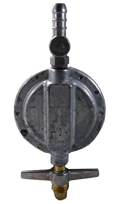 Regulador de Gás ALIANÇA - 2kg/h - GLP - 506/01 - Ref. 03021