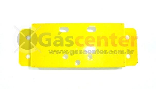 Suporte para Regulador de Gás - Fixação na Parede - Ref. 00246