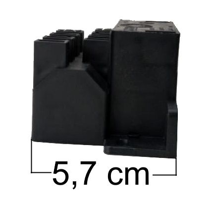 Usina Acendimento Automático 5 SAÍDAS - Polo Fino - Ref. 01009