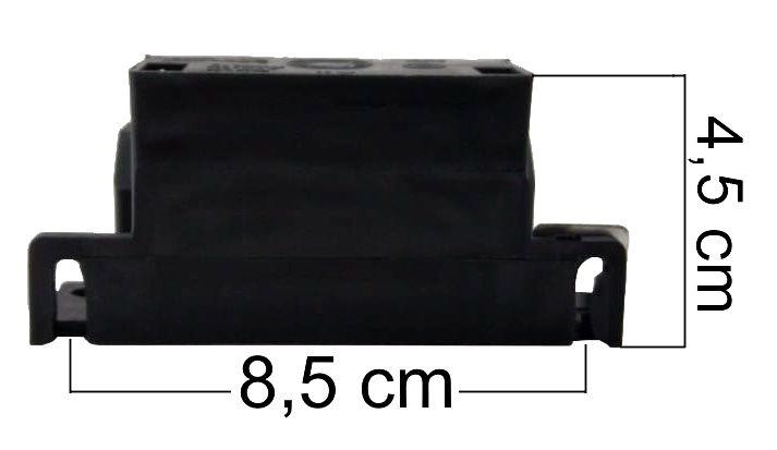 Usina Acendimento Automático 7 SAÍDAS - Polo Fino - Ref. 01012