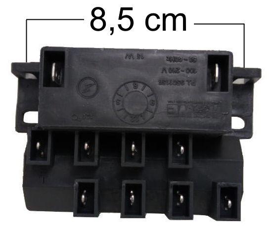 Usina Acendimento Automático 8 SAÍDAS - Polo Fino - Ref. 01014