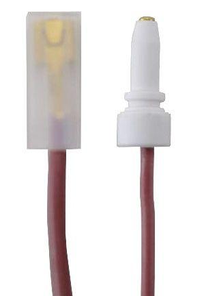 Vela/Eletrodo Acendimento Automático ATLAS MODERNA CURTA - TERMINAL GROSSO - Ref. 02945