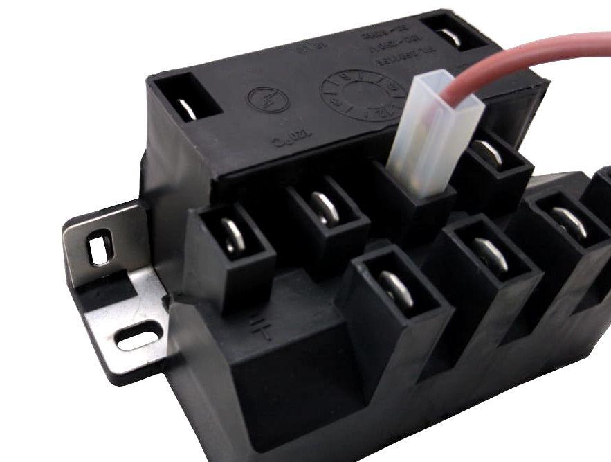 Vela/Eletrodo Acendimento Automático BRASTEMP QUALITY PRATA - TERMINAL GROSSO - Ref. 01026