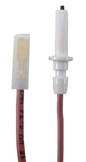 Vela/Eletrodo Acendimento Automático BRASTEMP UNIQUE LONGA - TERMINAL FINO - Ref. 01043