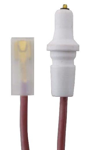 Vela/Eletrodo Acendimento Automático CONTINENTAL CAPRICE GRAND PRIX - TERMINAL GROSSO - Ref. 01475