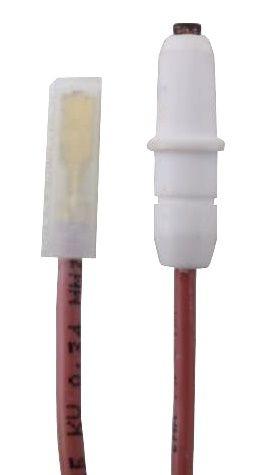 Vela/Eletrodo Acendimento Automático ESMALTEC CURTA - TERMINAL FINO - Ref. 02952