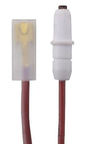 Vela/Eletrodo Acendimento Automático ESMALTEC CURTA - TERMINAL GROSSO - Ref. 02953