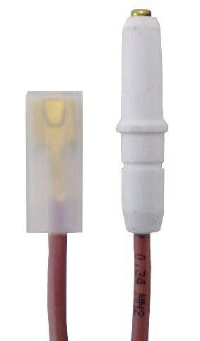 Vela/Eletrodo Acendimento Automático ESMALTEC LONGA - TERMINAL GROSSO - Ref. 01046