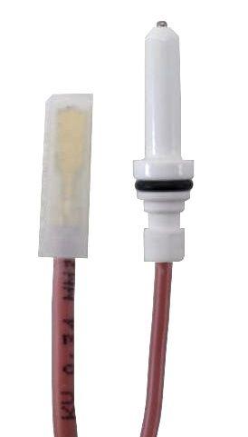 Vela/Eletrodo Acendimento Automático FISCHER MODERNA - TERMINAL FINO - Ref. 02791