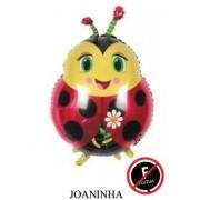BALÃO BICHINHO: JOANINHA
