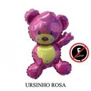 BALÃO BICHINHO: URSINHO ROSA