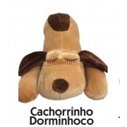 PELÚCIA: CACHORRINHO DORMINHOCO