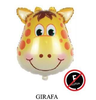 BALÃO BICHINHO: GIRAFA