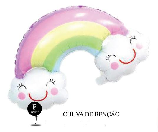BALÃO CHUVA DE BENÇÃO
