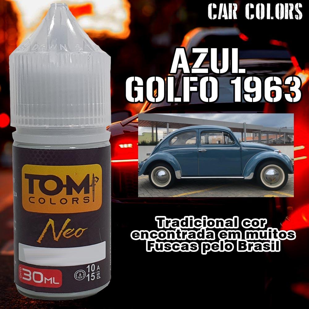 Azul Golfo 1963