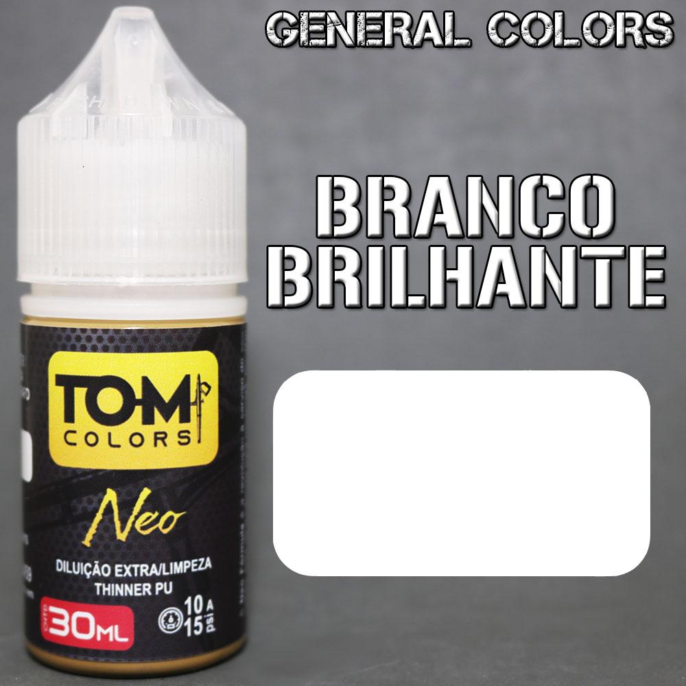 BRANCO BRILHANTE (GLOSS WHITE)