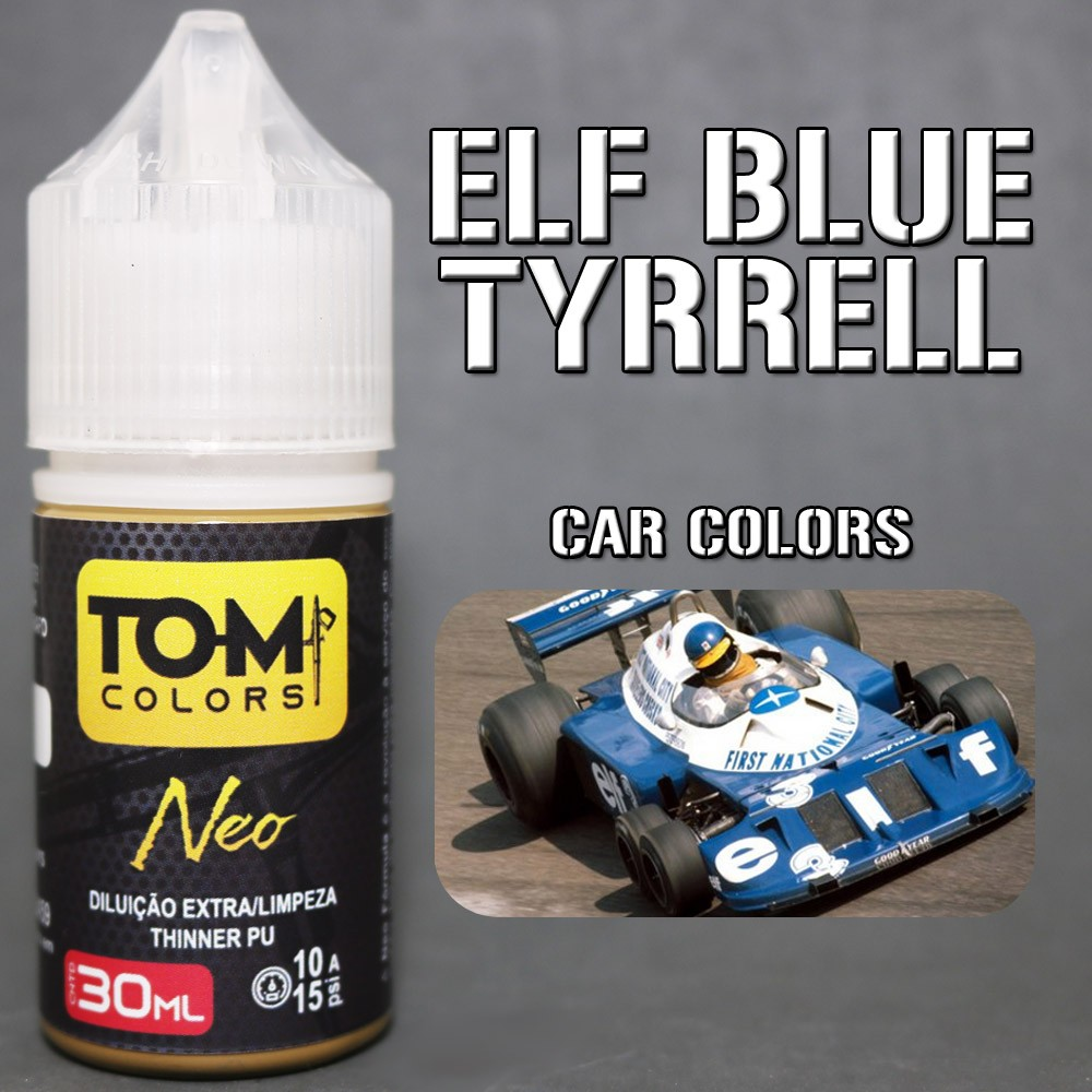 Tyrrel P34 Blue