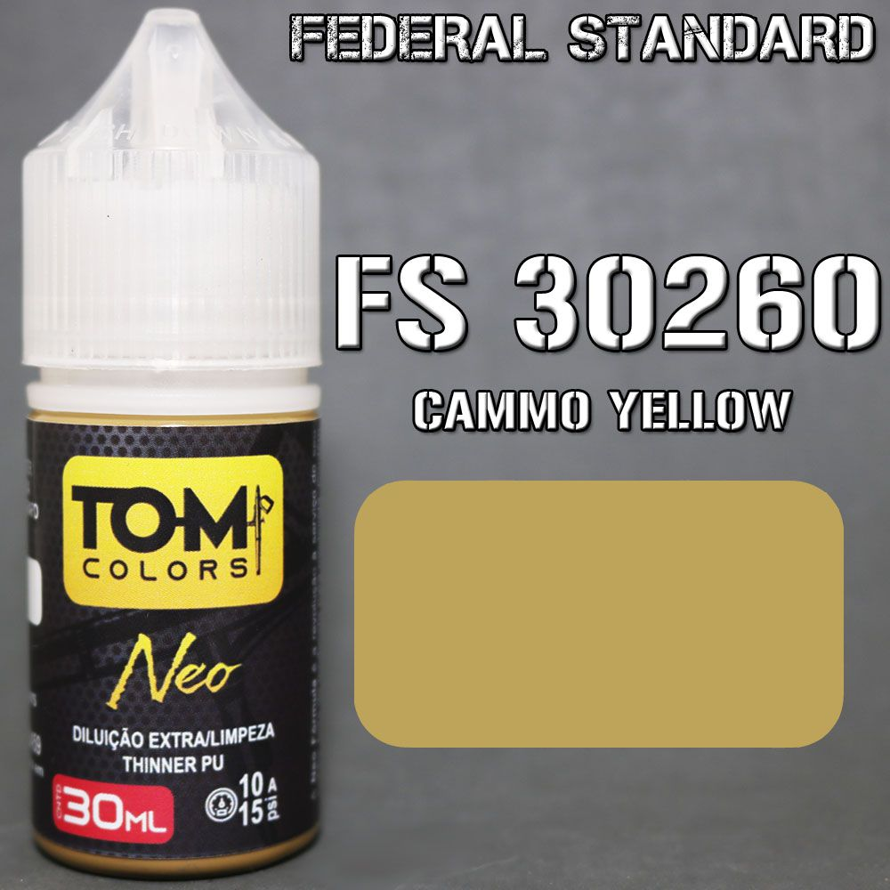 FS 30260 Camouflage Yellow