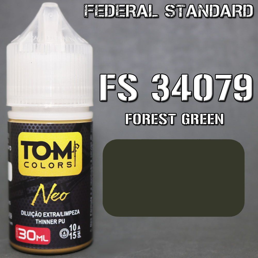 FS 34079 Forest Green