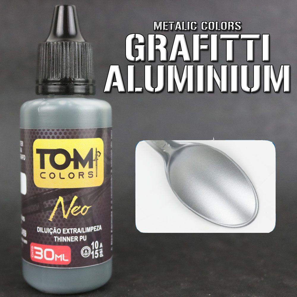 Grafitti Aluminium