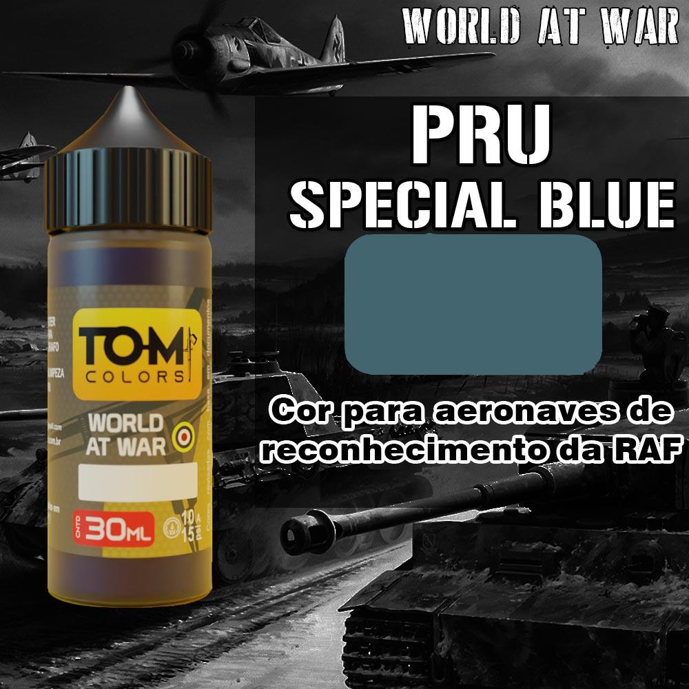 PRU Special Blue RAF