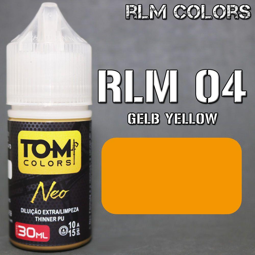RLM 04 Gelb