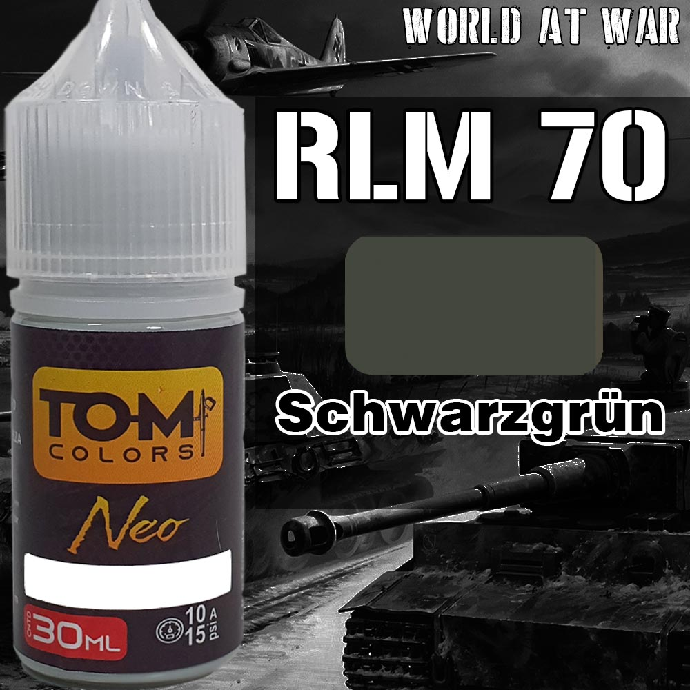 RLM 70 Schwarzgrün