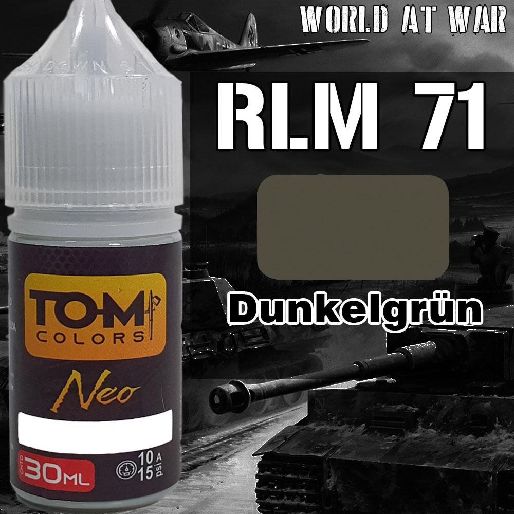 RLM 71 Dunkelgrün