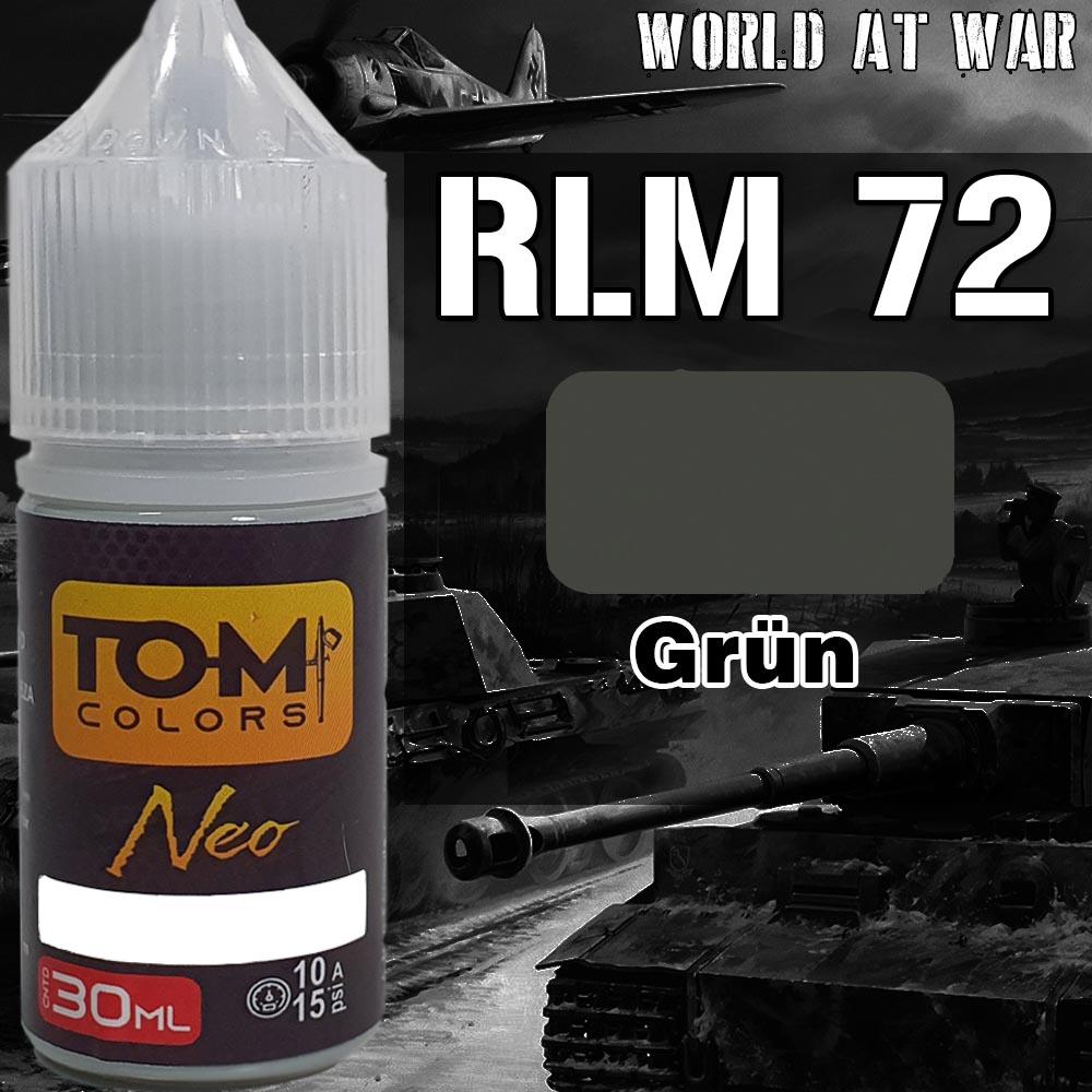 RLM 72 Grün