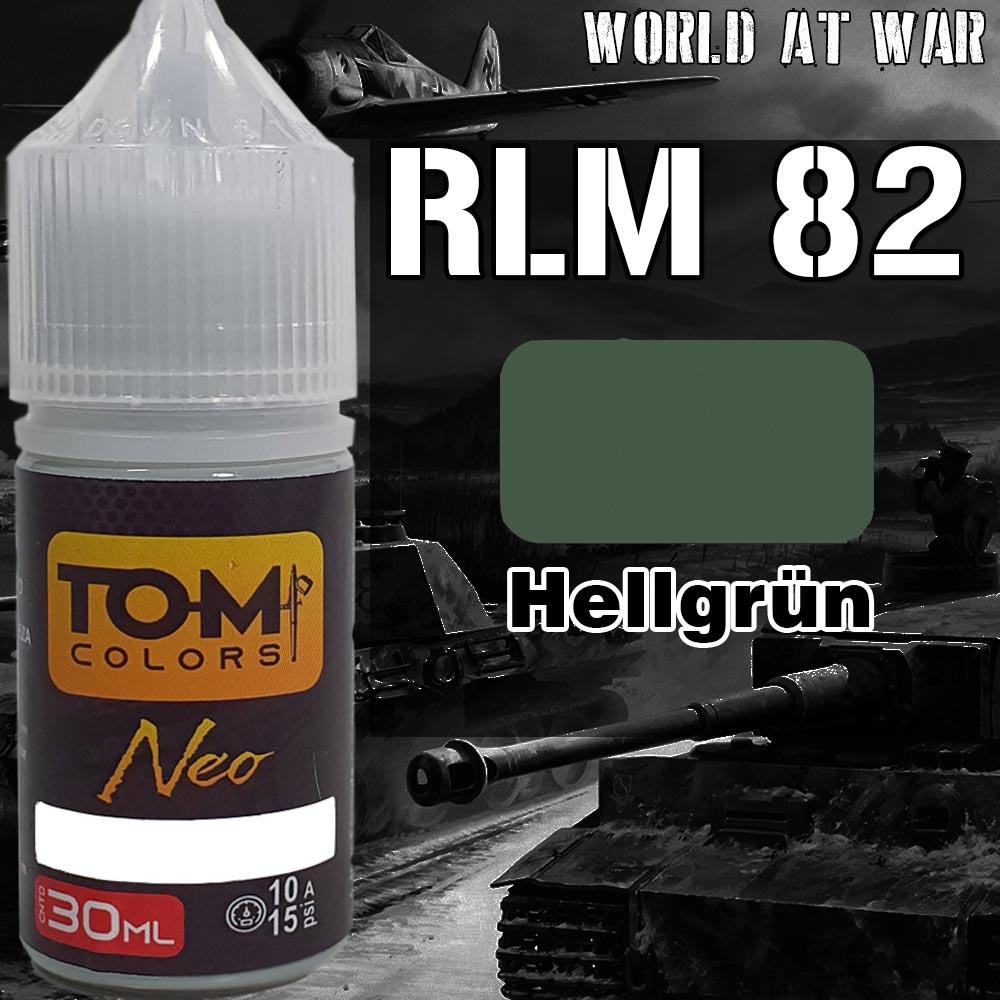 RLM 82 Hellgrün
