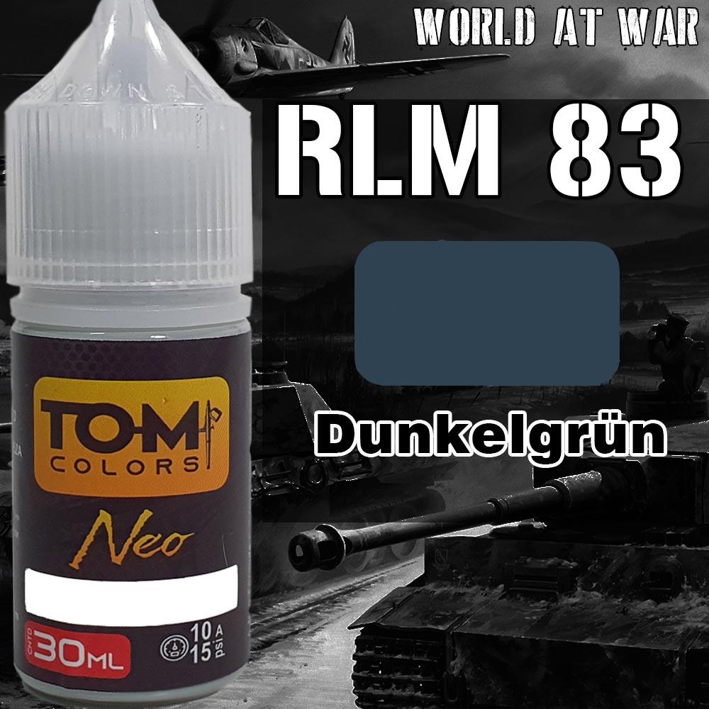 RLM 83 Dunkelgrün