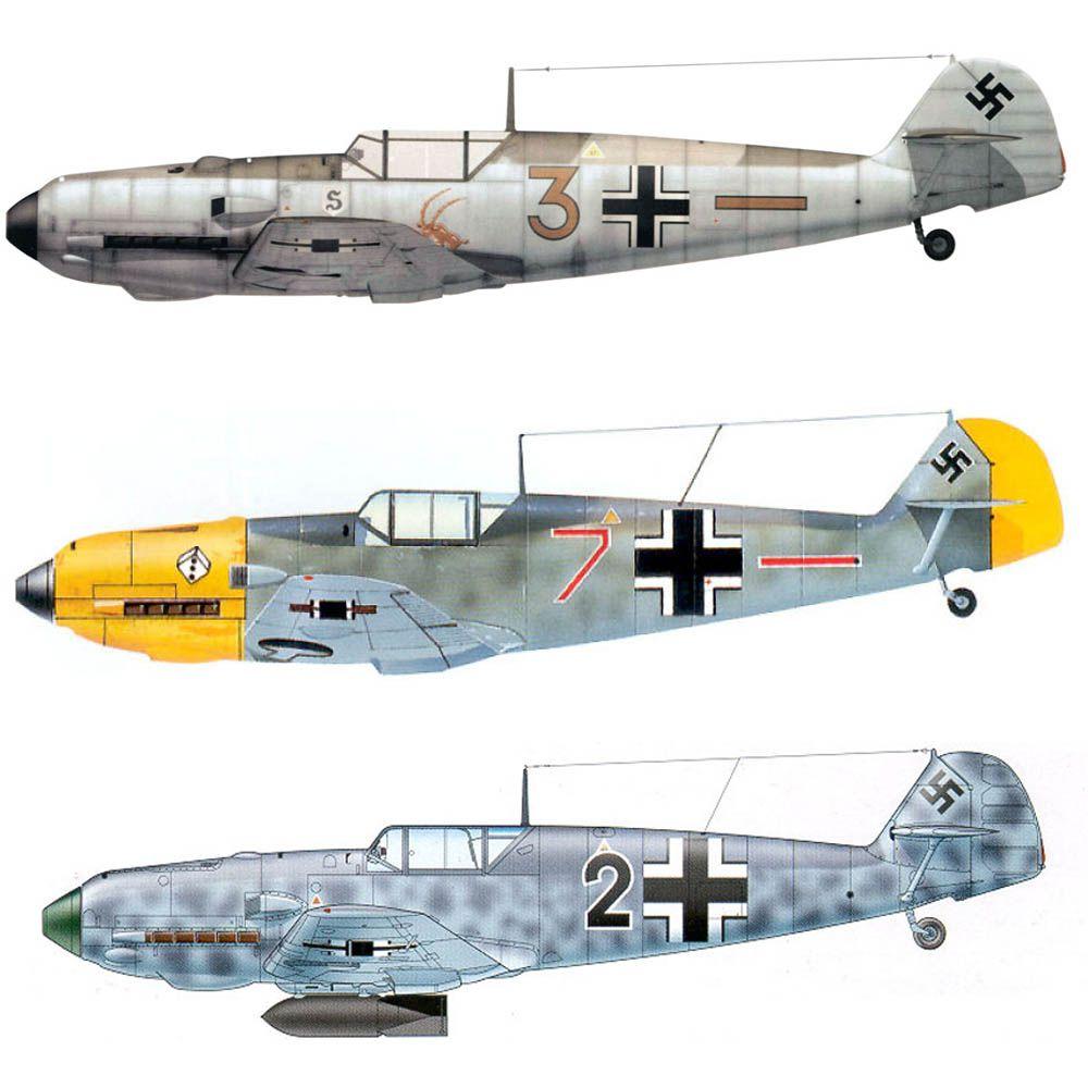 Set Luftwaffe Early WW2