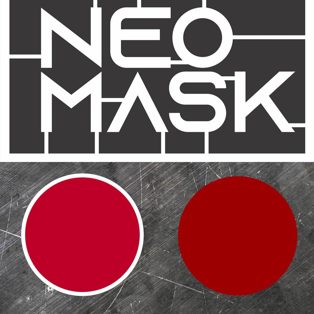 Set Máscaras Hinomaru - Japão