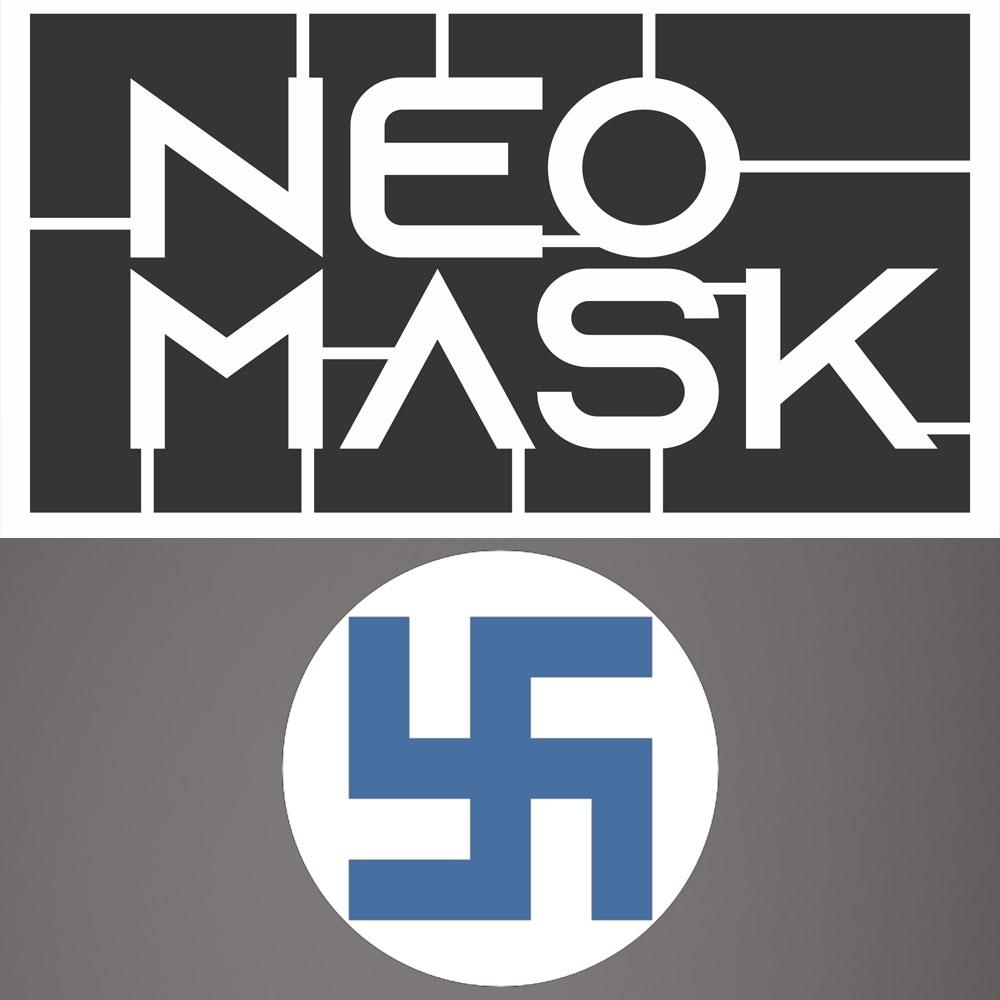 Set Máscaras Swastika Finlandesa