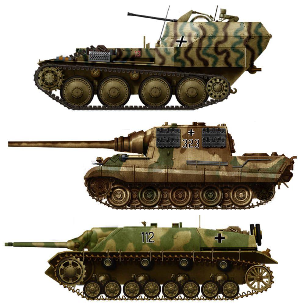 Set militaria Alemã Late (1943 - 1945)