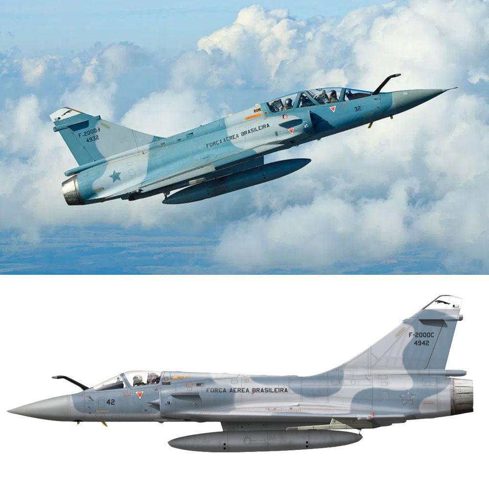 Set Mirage 2000 FAB