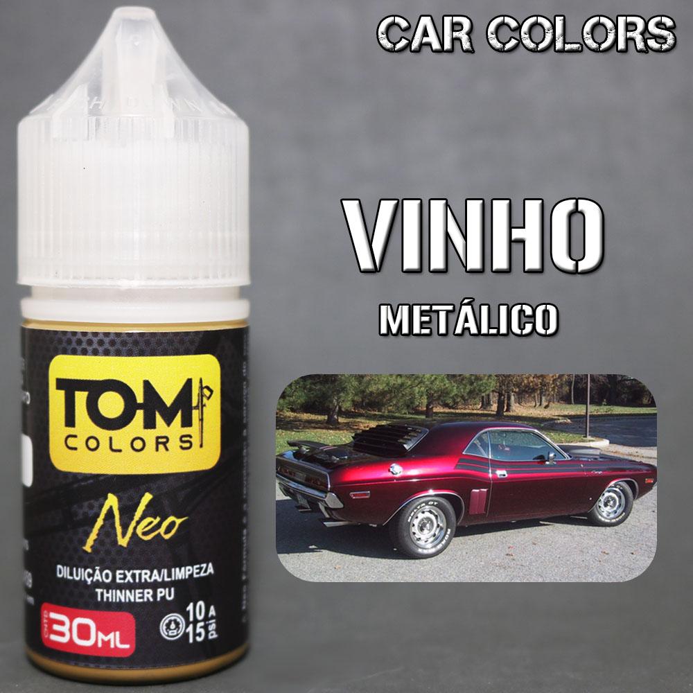VINHO METÁLICO