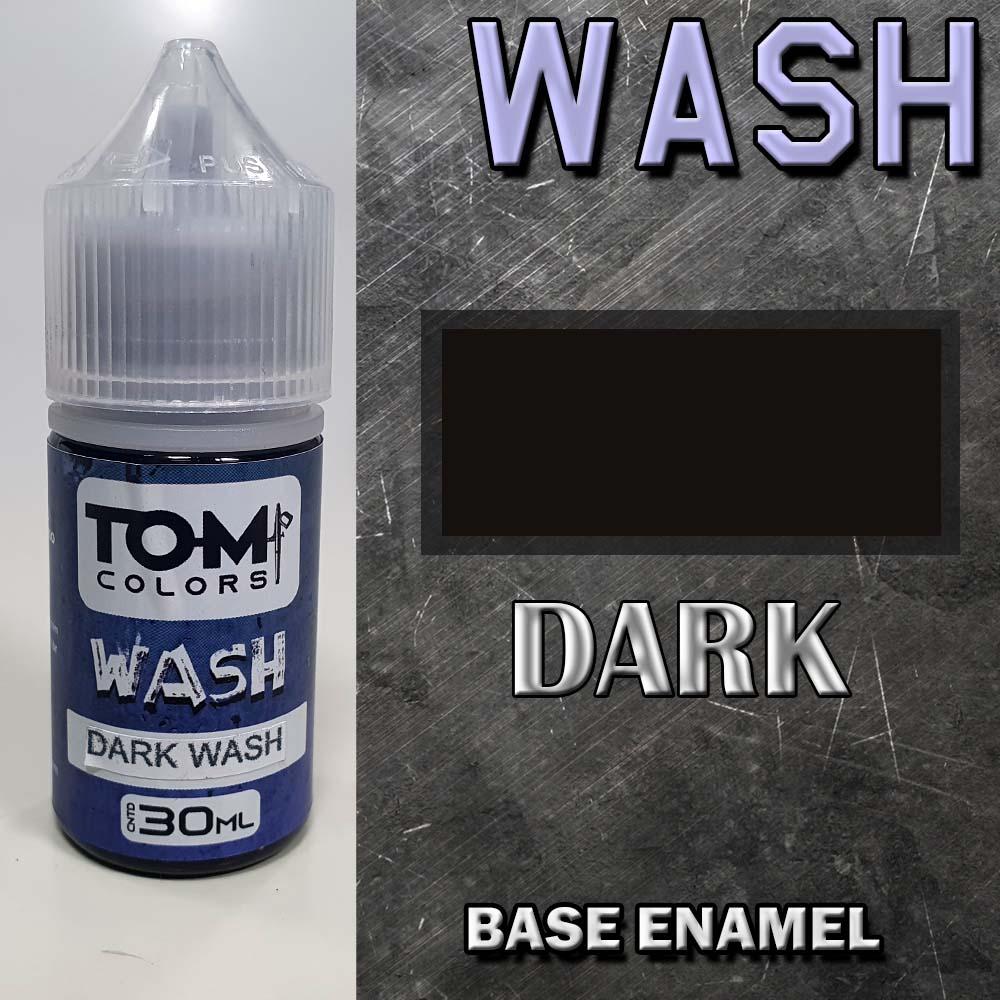 Wash Esmalte DARK