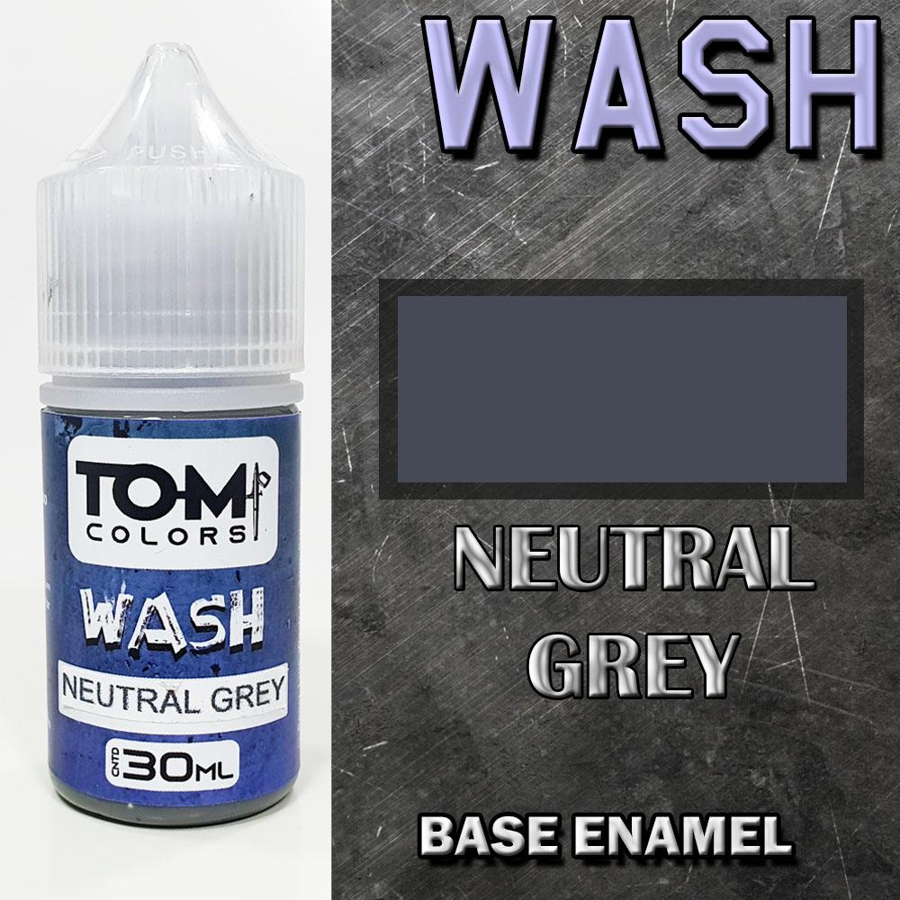 Wash Esmalte NEUTRAL GREY