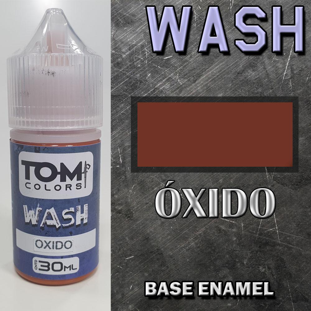 Wash Esmalte ÓXIDO