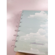 Caderno Médio ByHey - Sky