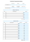 Refil Planner Financeiro A5 - ANUAL